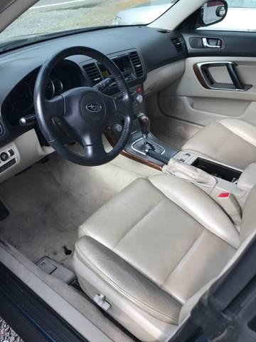 2007 Subaru Outback AWD 2.5i Limited 4dr Wagon - Clemmons NC