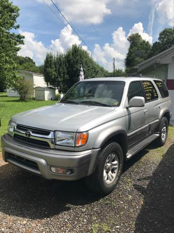 2001 Toyota 4Runner Limited 2WD 4dr SUV - Clemmons NC