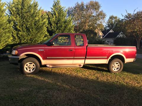 1997 Ford F-150 for sale in Clemmons, NC