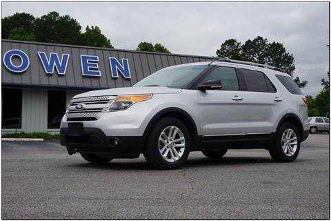2014 Ford Explorer for sale in Emporia, VA