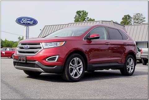 2016 Ford Edge for sale in Emporia, VA