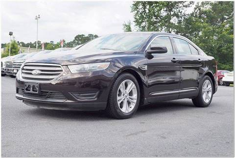 2014 Ford Taurus for sale in Emporia, VA