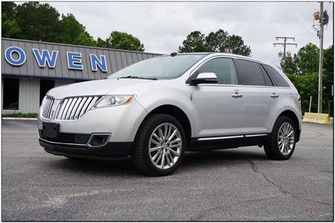 2014 Lincoln MKX for sale in Emporia, VA