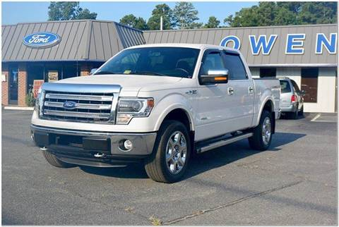 2013 Ford F-150 for sale in Emporia, VA