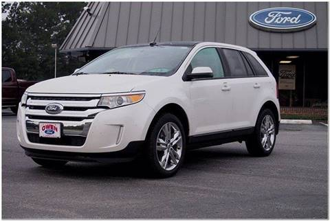 2014 Ford Edge for sale in Emporia, VA