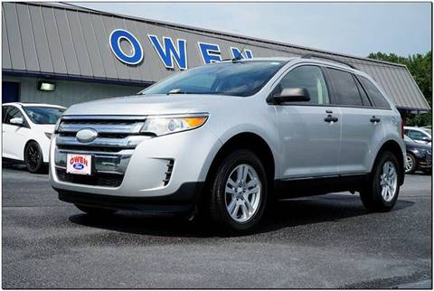 2011 Ford Edge for sale in Emporia, VA
