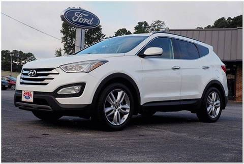 2013 Hyundai Santa Fe Sport for sale in Emporia, VA