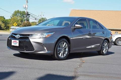 2015 Toyota Camry for sale in Emporia, VA
