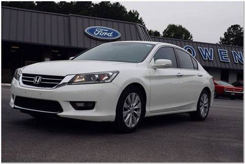 2014 Honda Accord for sale in Emporia, VA