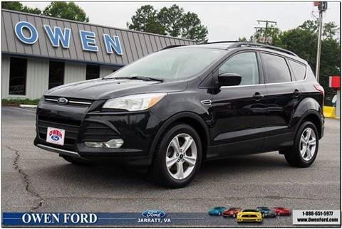 2013 Ford Escape for sale in Emporia, VA