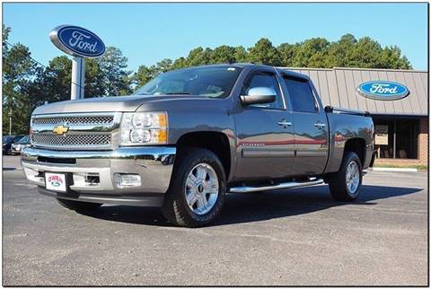 2013 Chevrolet Silverado 1500 for sale in Emporia, VA