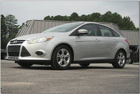 2014 Ford Focus for sale in Emporia, VA