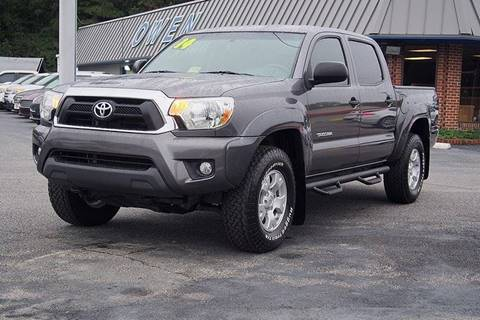 2014 Toyota Tacoma for sale in Emporia, VA