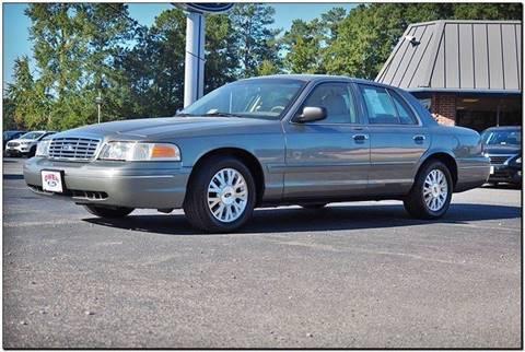 2004 Ford Crown Victoria for sale in Emporia, VA
