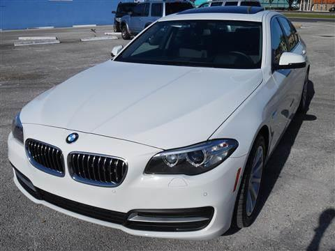 2014 BMW 5 Series for sale at Got Car Auto in Hollywood FL