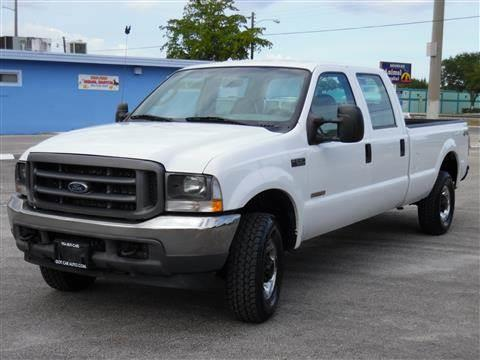2004 Ford F-250 Super Duty for sale at Got Car Auto in Hollywood FL
