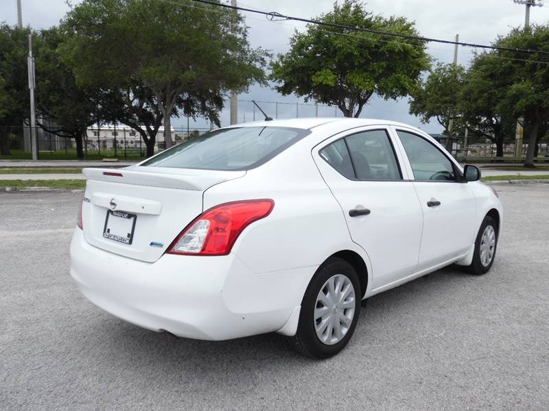 2014 Nissan Versa for sale at Got Car Auto in Hollywood FL