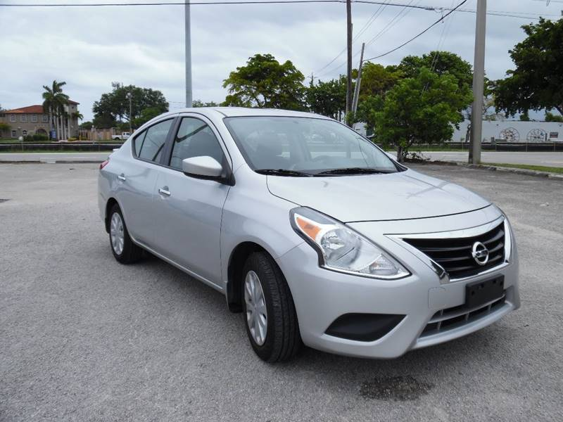 2015 Nissan Versa for sale at Got Car Auto in Hollywood FL