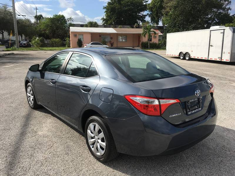 2014 Toyota Corolla for sale at Got Car Auto in Hollywood FL