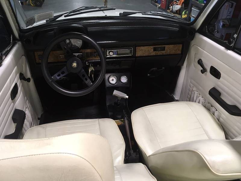 1978 Volkswagen Beetle Convertible for sale at Got Car Auto in Hollywood FL