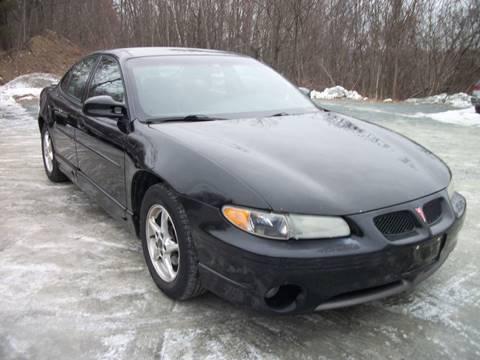 2002 Pontiac Grand Prix for sale in Wynantskill, NY