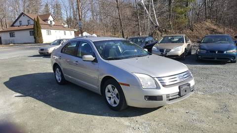 2007 Ford Fusion for sale in Wynantskill, NY