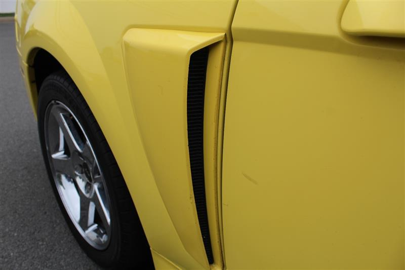 2003 Ford Mustang SVT Cobra for sale at Quality Auto in Sterling VA