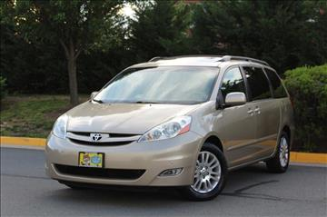 2009 Toyota Sienna for sale at Quality Auto in Sterling VA