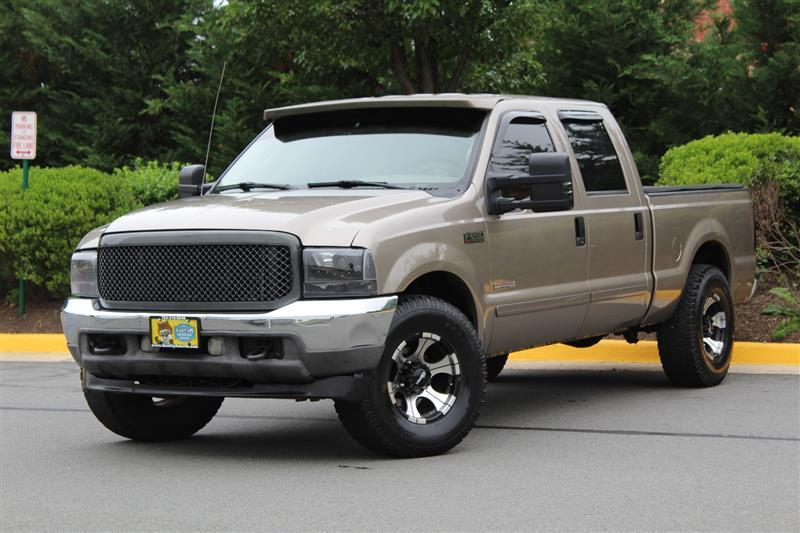 2003 Ford F-250 Super Duty for sale at Quality Auto in Sterling VA