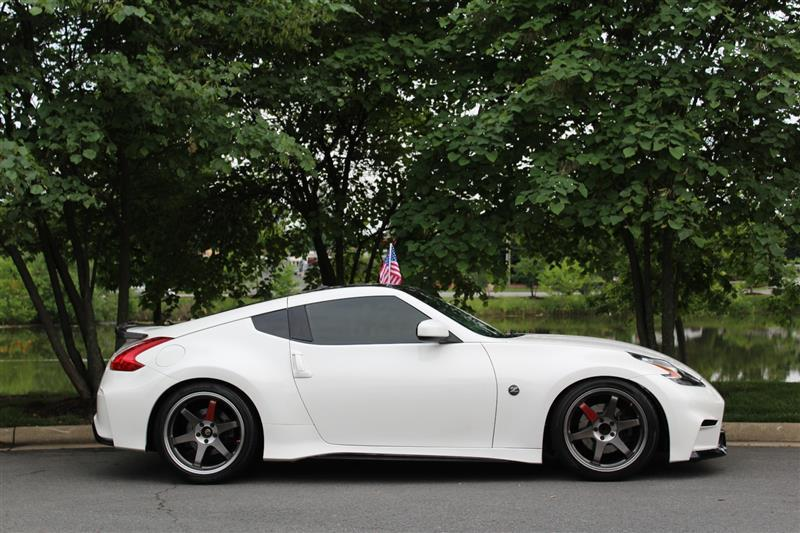 2010 Nissan 370Z for sale at Quality Auto in Sterling VA