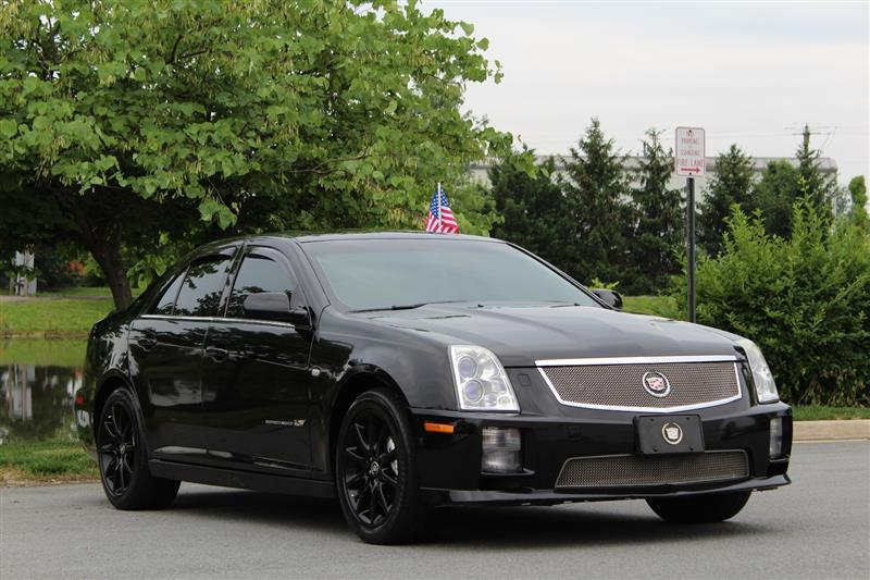 2007 Cadillac STS-V for sale at Quality Auto in Sterling VA