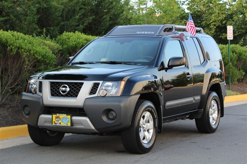 2013 Nissan Xterra for sale at Quality Auto in Sterling VA