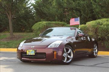 2006 Nissan 350Z for sale at Quality Auto in Sterling VA
