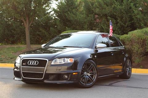 2007 Audi RS 4 for sale at Quality Auto in Sterling VA