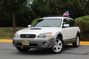 2005 Subaru Outback for sale at Quality Auto in Sterling VA