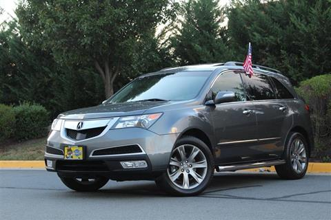 2010 Acura MDX for sale in Sterling, VA