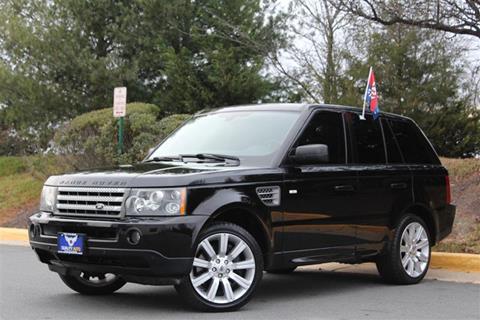 2008 Land Rover Range Rover Sport for sale in Sterling, VA