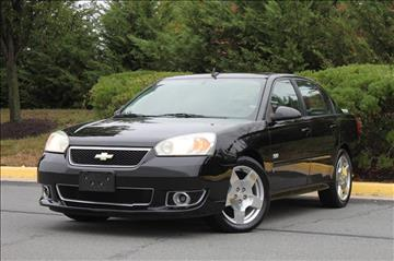 2006 Chevrolet Malibu for sale in Sterling, VA