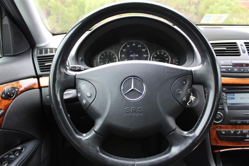 2003 Mercedes-Benz E-Class for sale at Quality Auto in Sterling VA