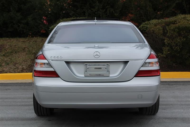 2007 Mercedes-Benz S-Class for sale at Quality Auto in Sterling VA