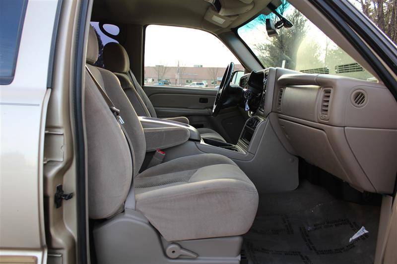 2004 Chevrolet Silverado 2500HD for sale at Quality Auto in Sterling VA
