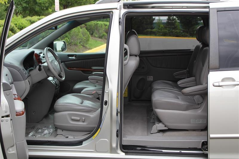 2004 Toyota Sienna for sale at Quality Auto in Sterling VA