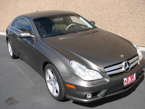 2011 Mercedes-Benz CLS for sale in Ogden, UT