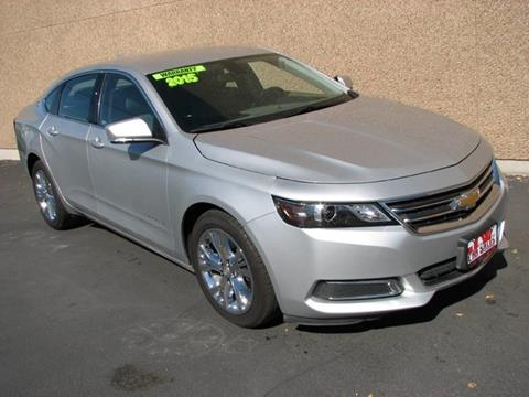 2015 Chevrolet Impala for sale in Ogden UT