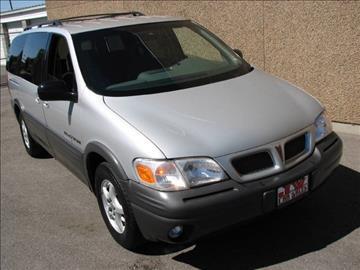 1998 Pontiac Trans Sport for sale in Ogden, UT