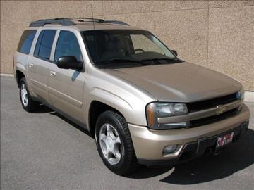 2005 Chevrolet TrailBlazer EXT for sale in Ogden, UT