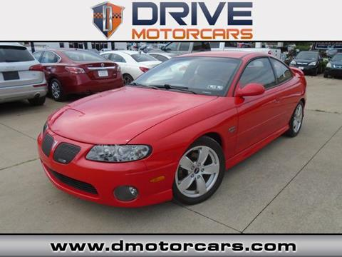 2004 Pontiac GTO for sale in Akron, OH