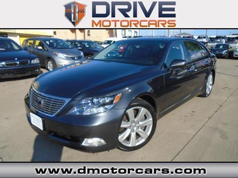 2008 Lexus Ls 600h L For Sale In Texas Carsforsale