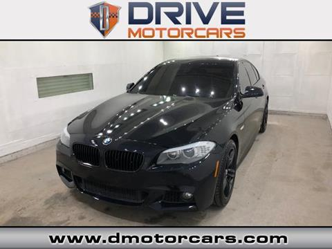 2013 BMW 5 Series for sale in Akron, OH