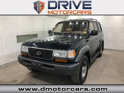 1997 Lexus LX 450 for sale in Akron, OH